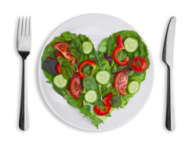 heart shaped food #4