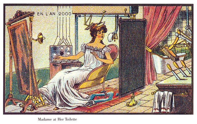madame-at-the-toilette