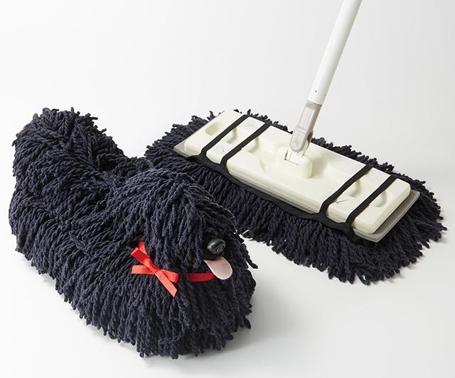mop dog black 2