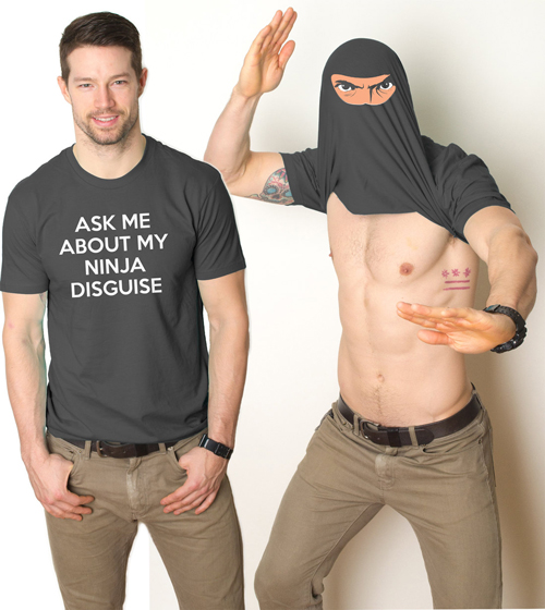 ninja-disguise