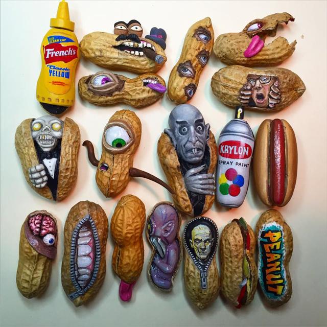 peanut-art-by-Steve-Casino