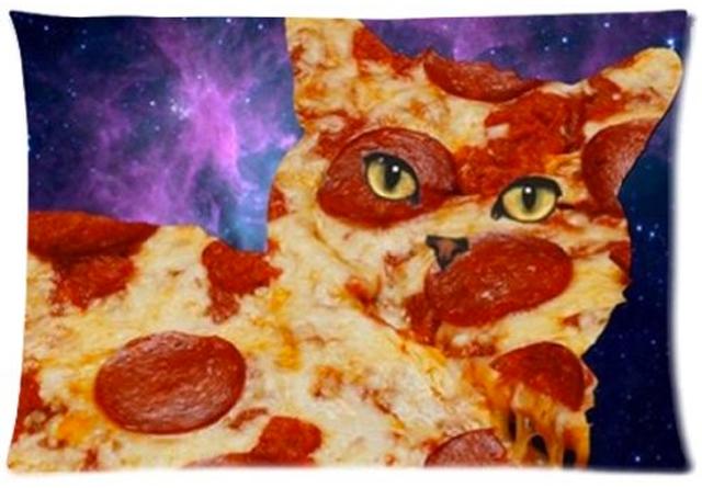pizza-cat-pillowcase