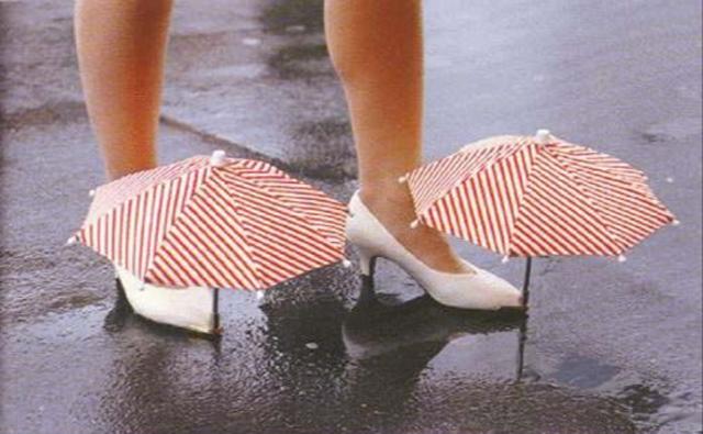 shoe-umbrella