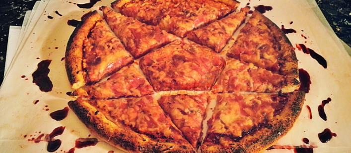 Slayer Heavy Metal Pizza