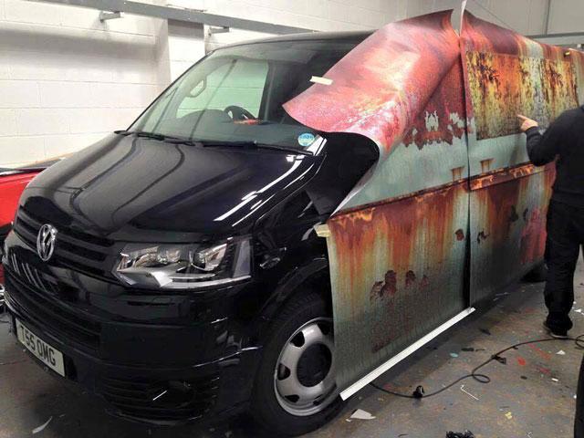 theft-proof-vw-van
