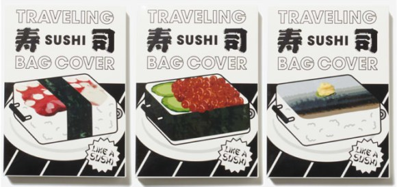 traveling bag cover